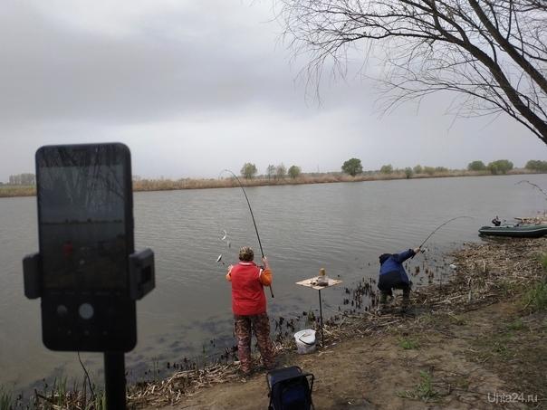 Ухтинцы на весенней рыбалке в Астрахани,делов то,зато кайфанули,везут обратно в солёном виде,200кг за пять дней,разной,в основном сорная конечно,типа воблы Разное Ухта