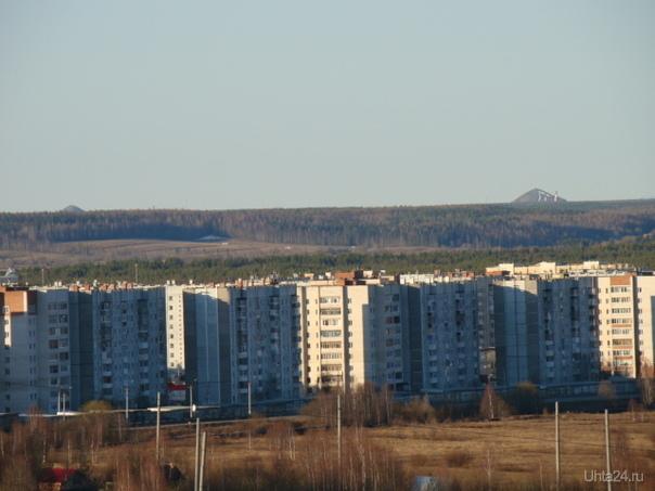 null Улицы города Ухта