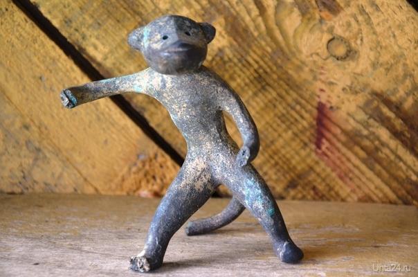 всё таки оторвало руки обезьяне с гранатой Разное Ухта