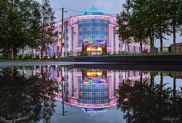 Транснефть-Север Улицы города Ухта