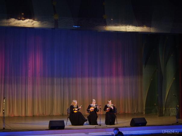 ТРИО.ГДК 17.04.2010г. Мероприятия Ухта