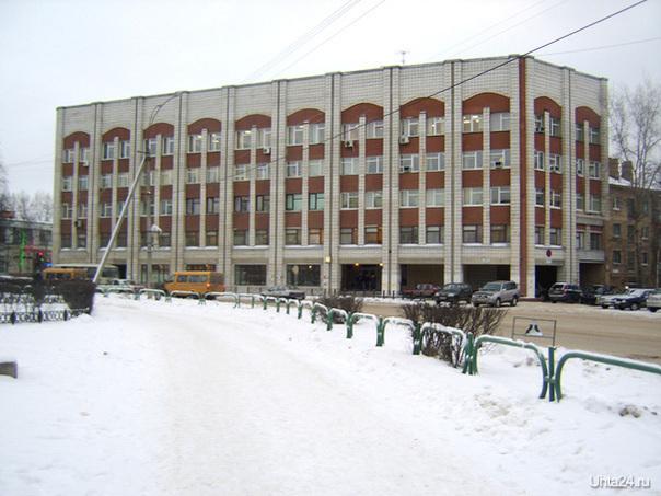 Газпром Улицы города Ухта