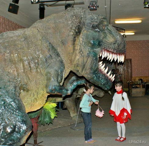 Динозавры в городе Мероприятия Ухта
