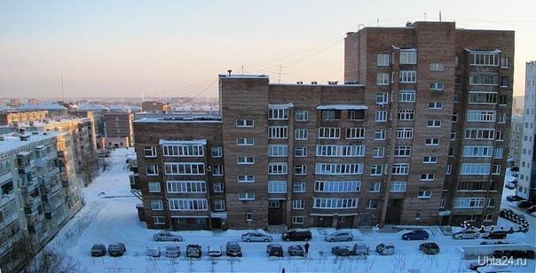 -27'C Улицы города Ухта