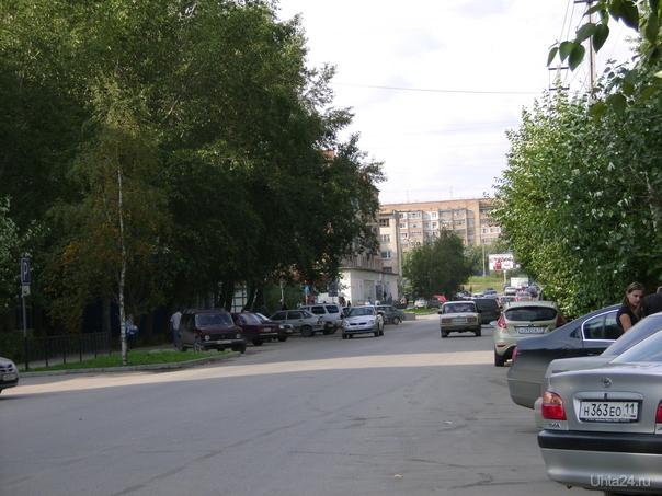 ул.Юбилейная  Ухта