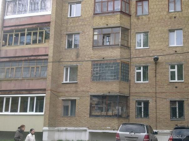 балкончик  Ухта