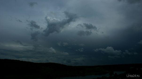 Погодка... Природа Ухты и Коми Ухта