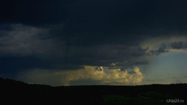Дождь ушел... Природа Ухты и Коми Ухта