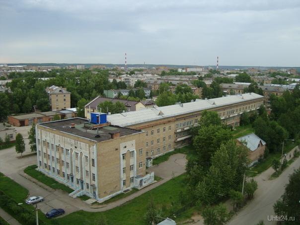 Детская поликлиника БОЛЬНИЦА ДЕТСКАЯ, МУ Ухта