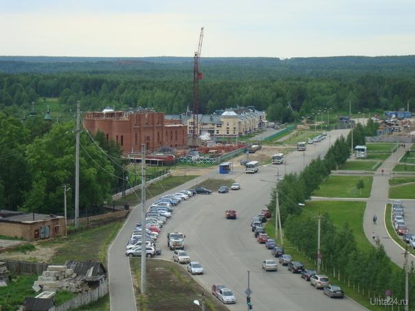 Зерюнова Улицы города Ухта