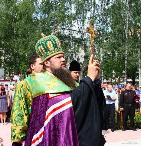 Епископ Питирим Мероприятия Ухта