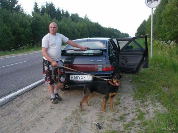 По дороге на ЮГ. Разное Ухта