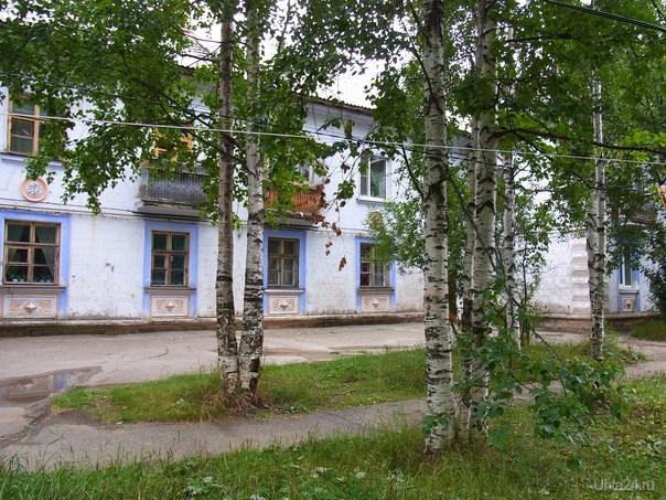 ул. Пушкина, 17  Ухта