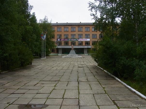 ул. Дзержинского, Лесной колледж  Ухта
