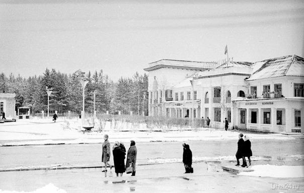 196?г.фото Белых В.А. История Ухта