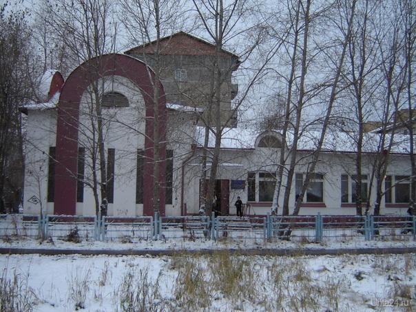 Музыкальная школа Улицы города Ухта