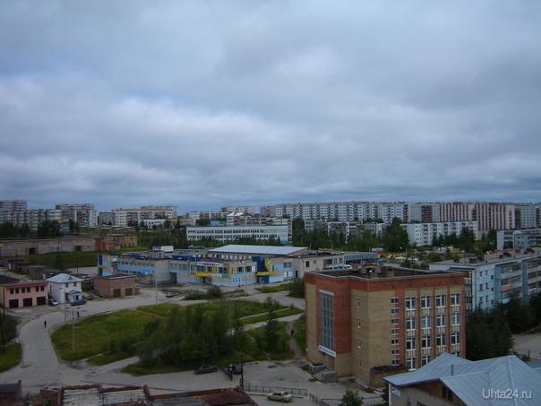 Пионергорский пр-д Улицы города Ухта