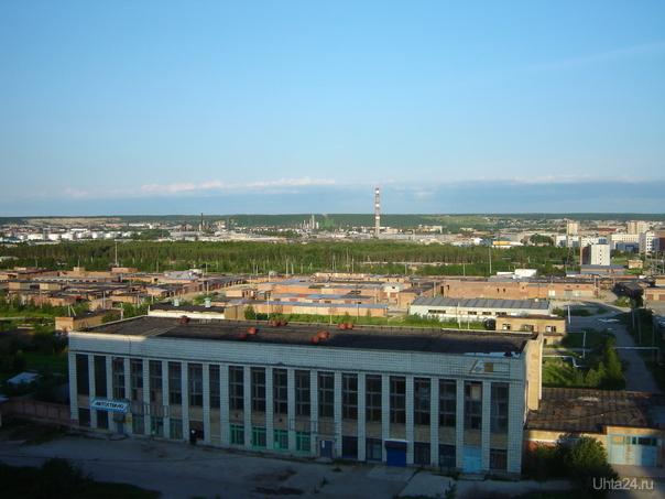 Машиностроителей Улицы города Ухта