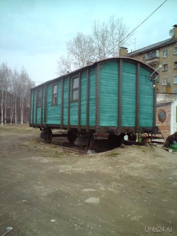 На границе Почтовой и Бушуева. Улицы города Ухта