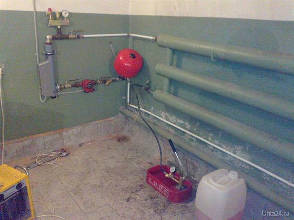 Радиаторы отопления своими руками фото