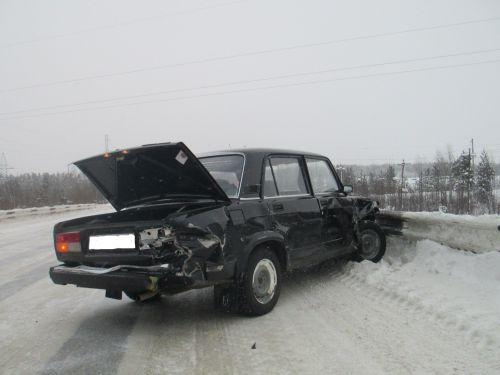 ДТП Сосногорский район