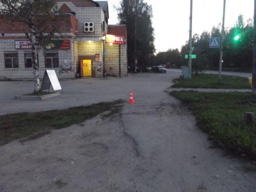Наезд на пешехода Ухта