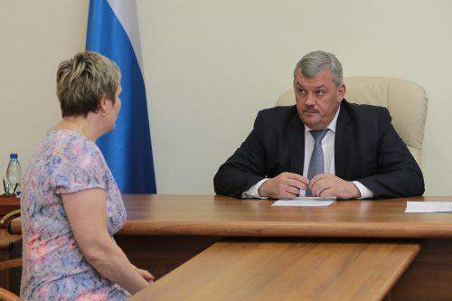Жительница посёлка Ярега обратилась к Гапликову